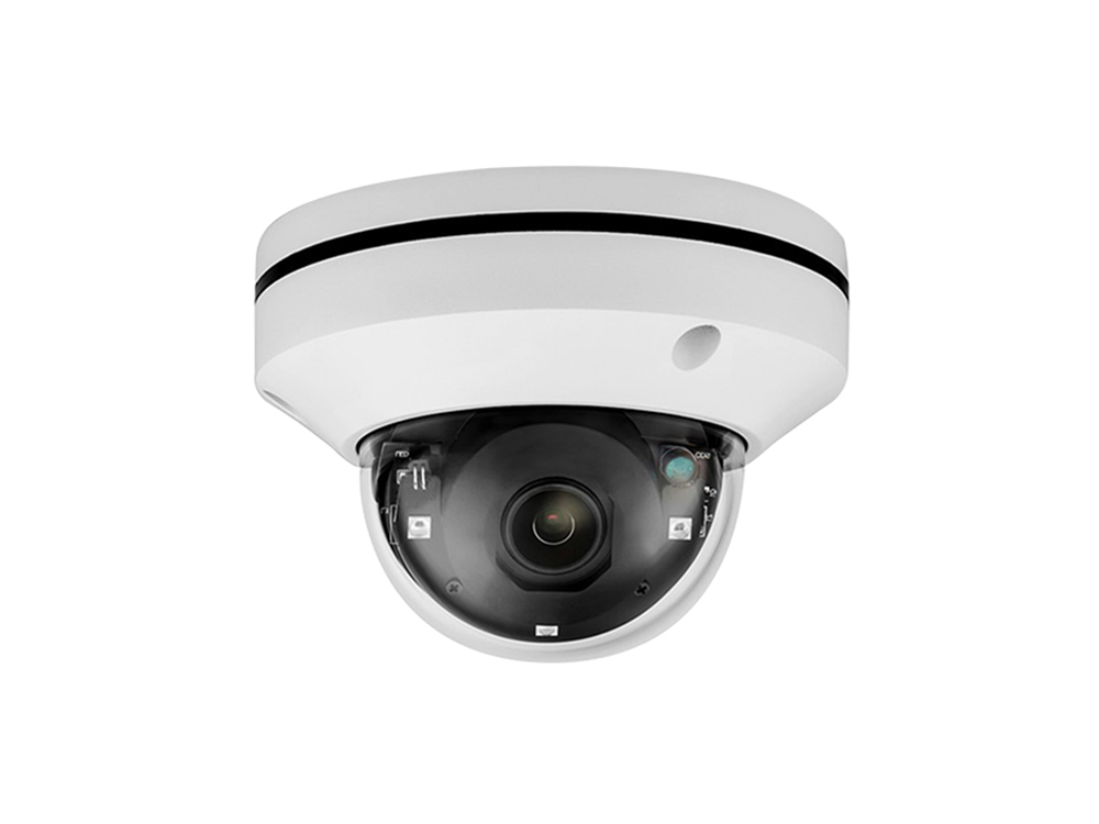 1080P 3xZoom 2.8-8mm Lens Dome Mini PTZ IP Camera