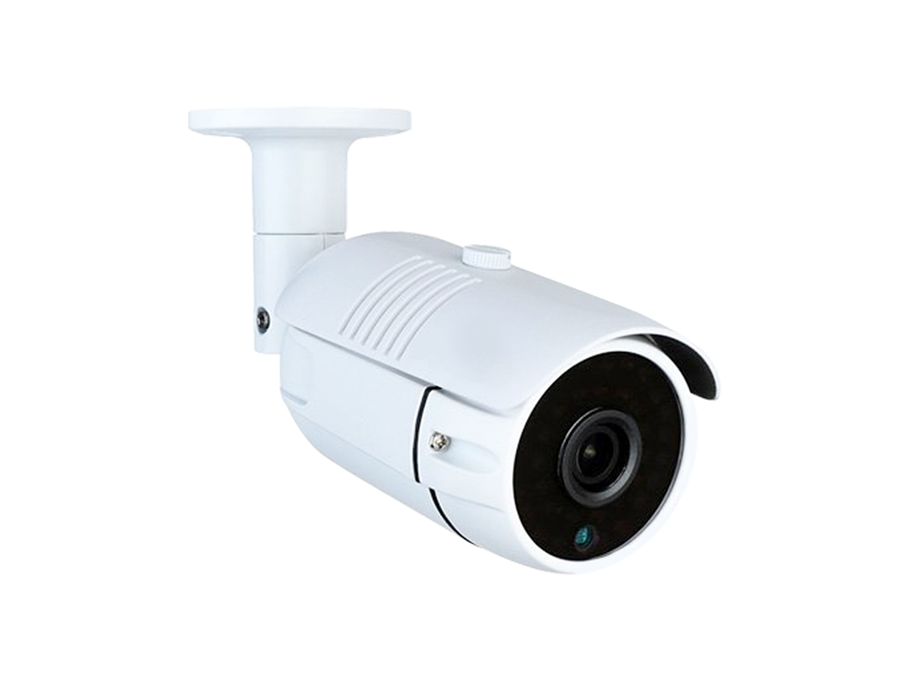 Waterproof Bullet Hot Sale CCTV Camera IP66 Waterproof With Metal Housing