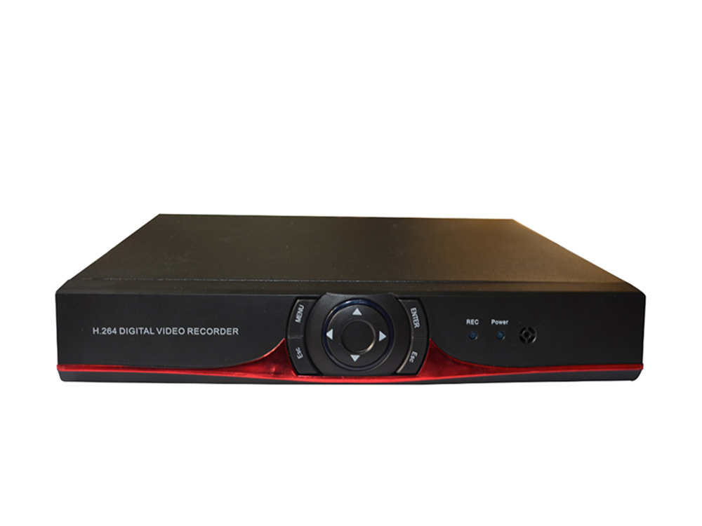 HD Video&Audio Input 1080P 8 Channel DVR For 720P 1080P CCTV Camer