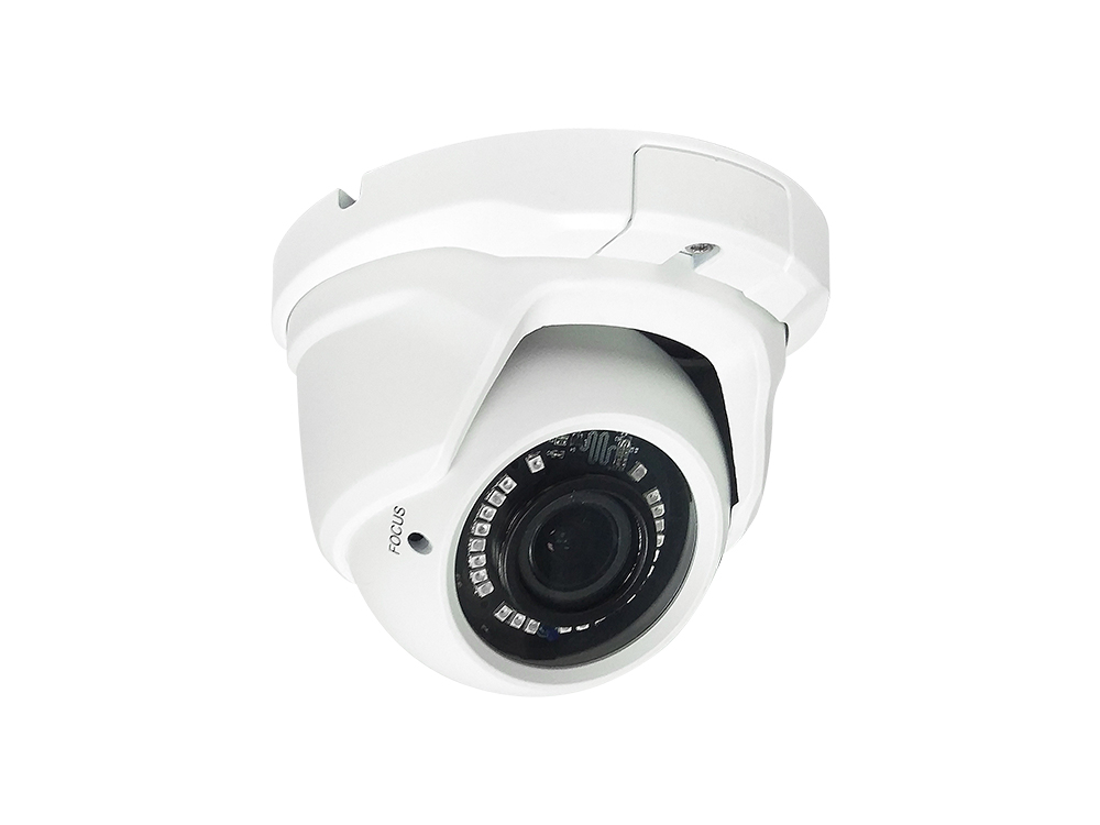 2MP IR Night Vision Camera Dome 2.8-12mm Varifocus Lens