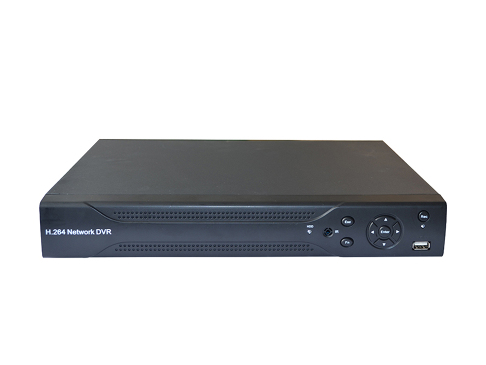5in1 2 Megapixel 16 Channel Video Recorder H.264 Remote Control CCTV Video DVR