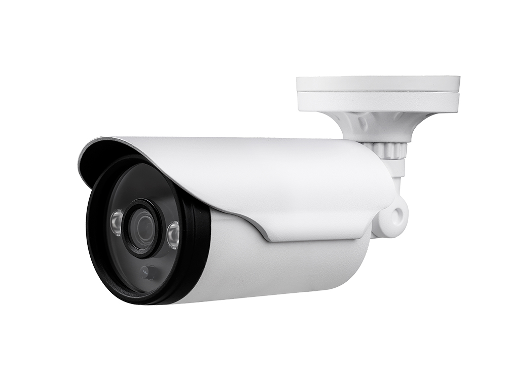 High Resolution 5.0mp Video Surveillance Cameras Support Motion Detection