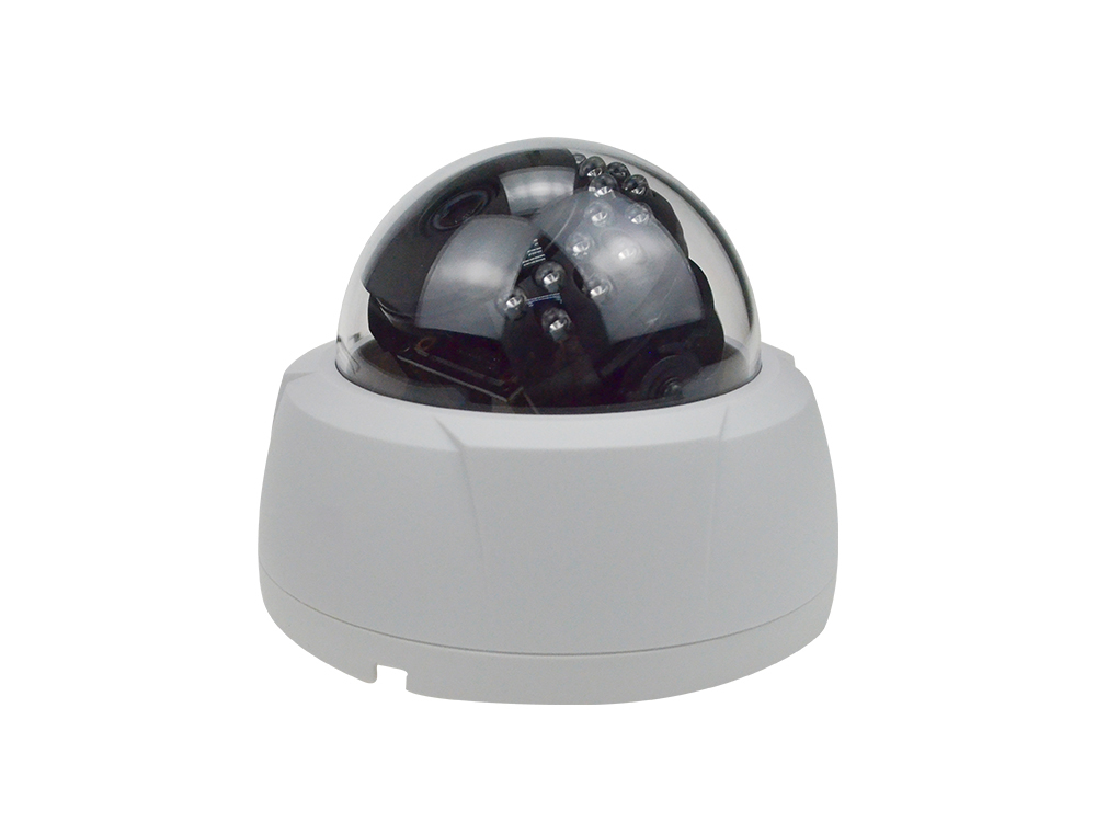4.0MP HD CMOS 2.8-12mm Varifocus Lens Dome AHD CCTV Night Vision Camera