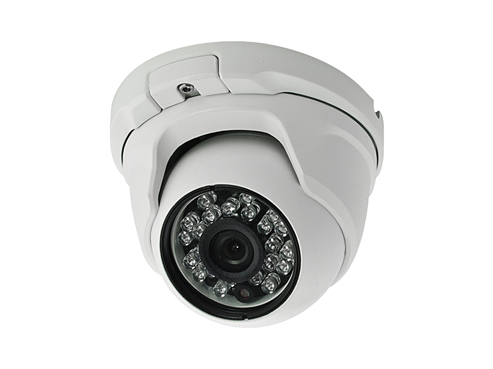 H.265 Metal Case Outdoor 1080P Dome IP Camera