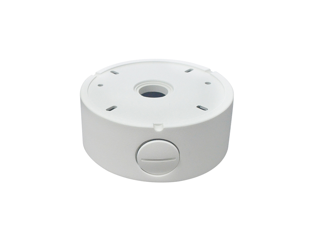 Private Unique Weatherproof CCTV Junction Box For Vandalproof Dome Camera