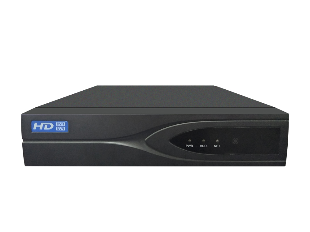 5 Megapixel 8CH POE Network Video Recorder with Onvif 2.6 Cloud storage NVR